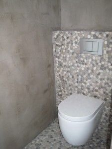 Beton cire stukwerk badkamer keuken stukadoorsbedrijf for Betonstuc zelf aanbrengen