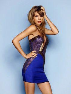 Taylor for cosmopolitan