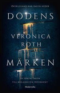 """Författare: Veronica Roth """"Det är en värld full av våld och hämndlystnad. En värld där alla som föds utvecklar en »flödesgåva« – en unik förmåga avsedd att forma framtiden. De flesta har nytta av sina förmågor, men Cyra och Akos..."""