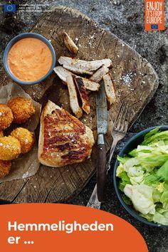 Cooking Recipes, Cooking Ideas, Easy Healthy Dinners, Desert Recipes, Chorizo, Diy Food, Tapas, Foodies, Crisp
