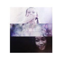 Hunger Games / Prim / Rue