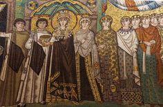 Teodora, mosaico bizantino, Ravenna-basilica di San Vitale, VI sec d. Ravenna Italia, Ravenna Mosaics, Wind Pictures, Byzantine Art, Byzantine Mosaics, Early Christian, Northern Italy, Dark Ages, Ancient Rome