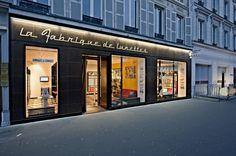 La Fabrique de Lunettes, Paris by Marc Ifrah Architecture.