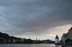 meinPassau Outdoor, Passau, River, Bavaria, City, Outdoors, The Great Outdoors
