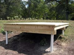 """Pond Dock Designs 