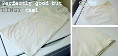 Pinterest the world s catalog of ideas for How to whiten dingy white t shirts