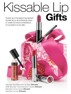 Kissable Lips!! New Valentines Day Gift Guide Mary Kay Makeup, Skin Care, Beauty Tips,Mary Kay Looks.
