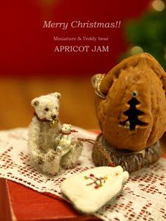 モヘアベア by Apricot Jam