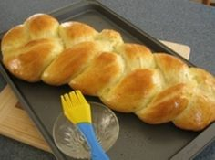 French Bread Braids - This Recipe is a FIVE star recipe!!!! Easy and sooo yummy!!!!