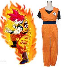 DBZ Resurrection F Goku Boots Cosplay SHOES Custom Made:free shipping AS