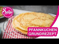 Pancake Basic Recipe / Basics / Polles Pannenkoeken Efteling - Have you always wanted to prepare delicious pancakes? Then try the Dutch basic recipe of Polle from - Tasty Pancakes, Brown Sugar, Sweet Recipes, Baking Recipes, Deserts, Brunch, Food And Drink, Yummy Food, Sweets