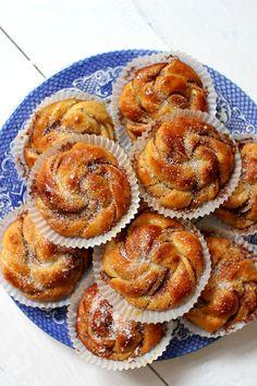 Wicked sweet kitchen: Kanelipullat