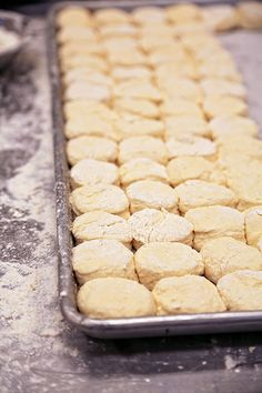 callie classic buttermilk biscuits Makes about 10 (2-inch) biscuits 2 cups self-rising flour (White Lily preferred), plus more for dusting 5 tablespoons butter: 4 tablespoons cut in small cubes, at room temperature, and 1 tablespoon melted ¼ cup cream cheese, at room temperature ¾ cup whole buttermilk (may substitute low-fat buttermilk)