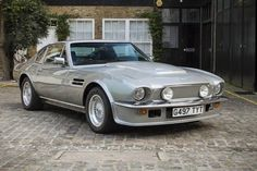 Aston Martin V8 Vantage 1989.