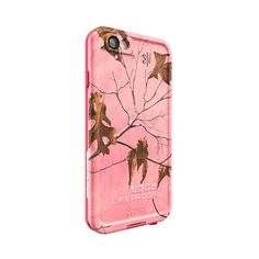 FRĒ WITH REALTREE CAMO FOR iPHONE 6 CASE Dark Rose/Realtree Xtra (not the more expensive one that's for the 6s too) close 2nd is the purple case