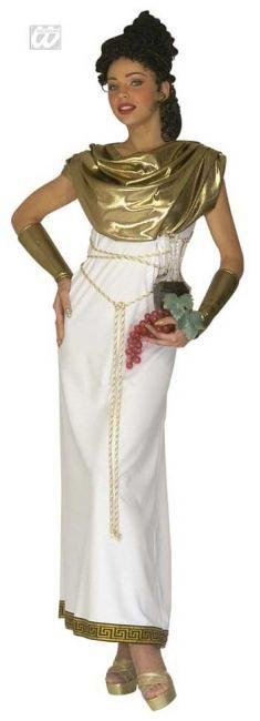 Griechische Göttin Persephone Kostüm S