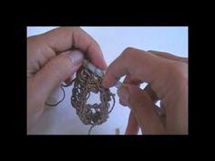 Tunisian Loop Method - Part 2: Tunisian Crochet in the Round - Subsequen...