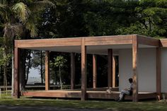 Fazenda Boa Vista Golf Clubhouse, Porto Feliz, 2012 - Isay Weinfeld