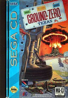 Ground Zero Texas (Sega CD)