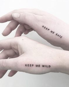 Keep me safe, keep me wild by JOJO