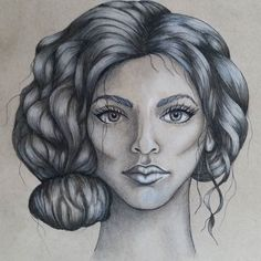 Vera Art (@vera.draw) • Fotky a videa na Instagramu Art Drawings, Female, Artwork, Instagram, Work Of Art, Auguste Rodin Artwork, Artworks, Illustrators, Art Paintings