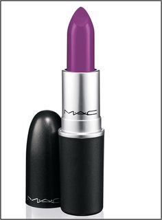 Heroine Lipstick- MAC. Welcome to my collection