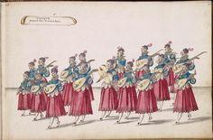 Grand Ballet de la douairière de Billebahaut 1626: Musique servant de récit au Grand Ballet / Music Recital for the Grand Ballet, Daniel Rabel (Costume)