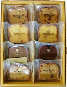 pound cake sampler - Google Search