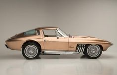This 1963 Asteroid Corvette Restoration Is Out of This World
