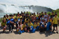 Summer Campers at Canada Summer, Clifton Hill, Discover Canada, Main Attraction, Famous Landmarks, Campers, Niagara Falls, Maid, Memories