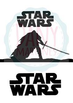 "Estampa de Camiseta ""Star Wars"" Assista: https://www.youtube.com/watch?v=IhjCrU45Cfw"