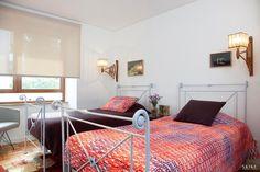 House in Porto II, Double bedroom| Photo by: Francisco Rivotti | Porto | Skike Design