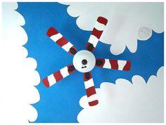 dr seuss nursery | New! Dr. Seuss Nursery Mural Completed!!! » Dr Seuss Mural Ceiling ...