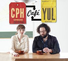 MAJA and DAVID: Cafe (GO') [Spotify URL: ] [Release Date: ] [] Description: Traditional music from Denmark & Quebec