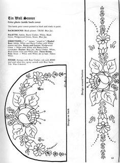 Bavarian Folk Art book 1 - sonia silva - Picasa Web Albums