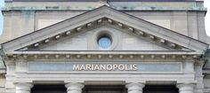 Marianopolis College - Former (7th) mother house of the Congrégation de Notre-Dame