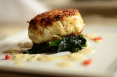 food photography crab cake - Google Search