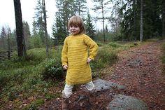 Ravelry: Good morning dress pattern by Anna & Heidi Pickles