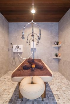 Our Vichy Room Leesburg Virginia, Leesburg Va, Woodhouse Day Spa, Spa Day, Sink, Room, Home Decor, Sink Tops, Bedroom