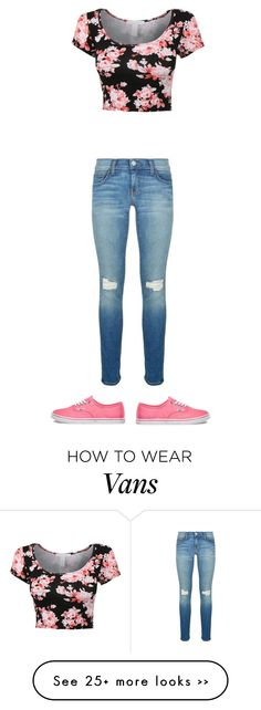 """""""Untitled #218"""" by htydingco on Polyvore featuring Rebecca Minkoff and Vans"""