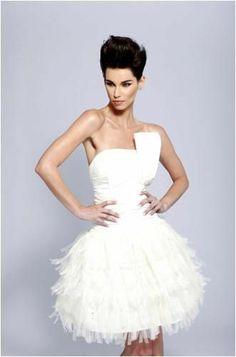 Spring 2010 Bridal Runway: Katarina Bocci Wedding Dresses | OneWed