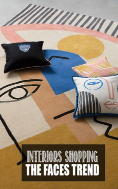 SS18 Interiors Trend Alert: Faces in Places