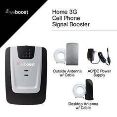 weBoost Home 3G Cell Phone Booster Kit – 473105 (Certified Refurbished)  Consumer Alert: Before use, you must register this device with your wireless provider and have your provider's consent. Most wireless providers consent to the use of signal boosters. Although AT&T, Sprint, T-Mobile, Verizon and 90 additional carriers have already given consent for all consumers to use this device, you must still register. Some providers may not consent to the use of this device on their network...