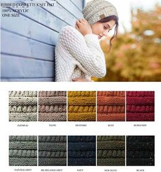 Check out the price on this one! What a deal! CC Beanie Confetti Shop it here now http://www.rkcollections.com/products/hat-33?utm_campaign=social_autopilot&utm_source=pin&utm_medium=pin