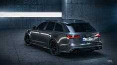 Audi RS6 Performance - Full CGI on Behance