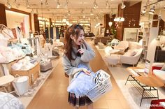 Most French franc in Tokyo store GINZA Francfranc @ Ginza Velvia-kan 4/5F  #velvia #japankuru #japan #cooljapan #Tokyo #100tokyo #ginza #shopping #cooljapan #francfranc