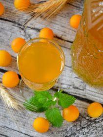 nalewka-mirabelkowa Preserves, Cantaloupe, Homemade, Fruit, Cooking, Breakfast, Recipes, Food, Kitchen