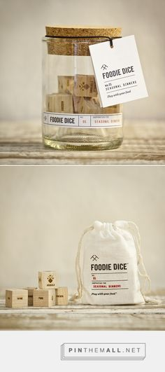 Foodie Dice: The perfect foodie gift. www.foodiedice.com