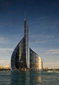 Dubai Tower Jeddah, Saudi Arabia, Ted Jacob Engineering Group