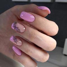 Fancy Nails, Pink Nails, Pretty Nails, Gel Nails, Nail Designs Spring, Cool Nail Designs, 3d Flower Nails, Cute Spring Nails, Chic Nails